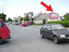 Billboard, Olomouc, Chválkovická