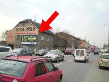 Billboard, Olomouc, Pavlovická