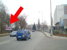 Billboard, Olomouc, Dolní Hejčínská