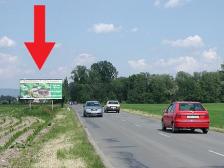 Billboard, Olomouc, Holice/Nové Sady
