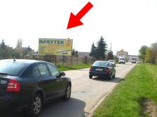 Billboard, Olomouc, Holická