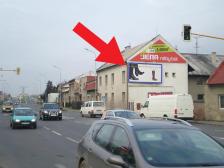 Billboard, Olomouc, Přerovská