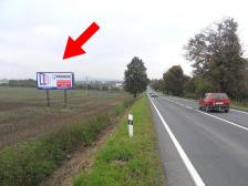 Billboard, Prostějov, Brněnská