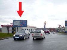 Billboard, Olomouc, Horní lán