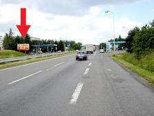 Billboard, Olomouc, Pražská