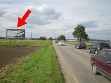 Billboard, Prostějov, Bedihošť