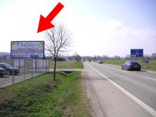Billboard, Prostějov, Plumlovská