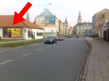 Billboard, Prostějov, Jiráskovo náměstí
