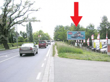 Billboard, Prostějov, Olomoucká