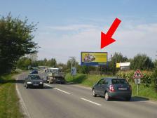 Billboard, Olomouc, Velká Bystřice, ul. ČSA