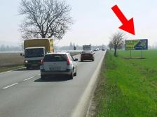 Billboard, Olomouc, Bělkovice, I/46