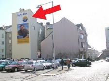 Štít, Olomouc, tř. Svobody/Pavelčákova