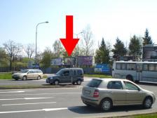 Billboard, Olomouc, Pražská/Erenburgova