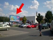 Billboard, Olomouc, Zikova