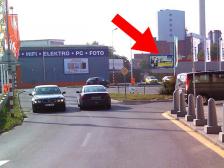 Billboard, Olomouc, Vejdovského