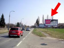 Billboard, Prostějov, Kostelecká