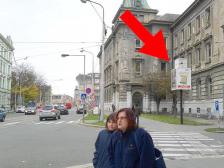 SCR, Olomouc, Palackého/Pöttingova