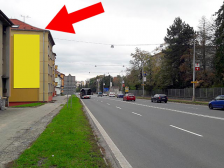 Štít, Olomouc, Albertova