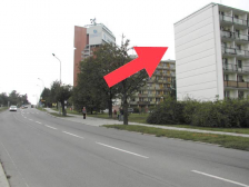 Štít, Olomouc, Hraniční