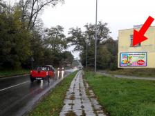 Billboard, Olomouc, tř. Míru