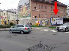 Billboard, Olomouc, tř. Svornosti/Polívkova