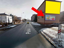 Billboard, Olomouc, Polská