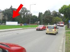 Billboard, Olomouc, Polská/Rooseveltova