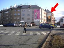 Štít, Olomouc, Gorazdovo náměstí