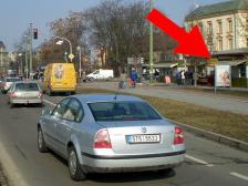 Cityboard, Olomouc, tř. Svobody/Aksamitova