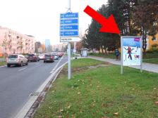 Cityboard, Olomouc, Foerstrova/tř. Míru