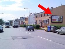 Billboard, Olomouc, Střední novosadská