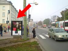 Citylight, Olomouc, tř. Svobody/Aksamitova